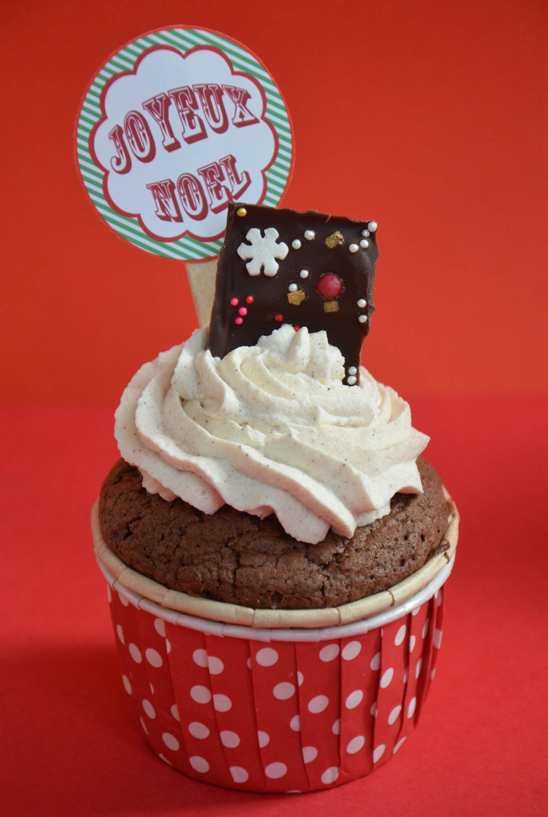cupcakes chocolat cannelle
