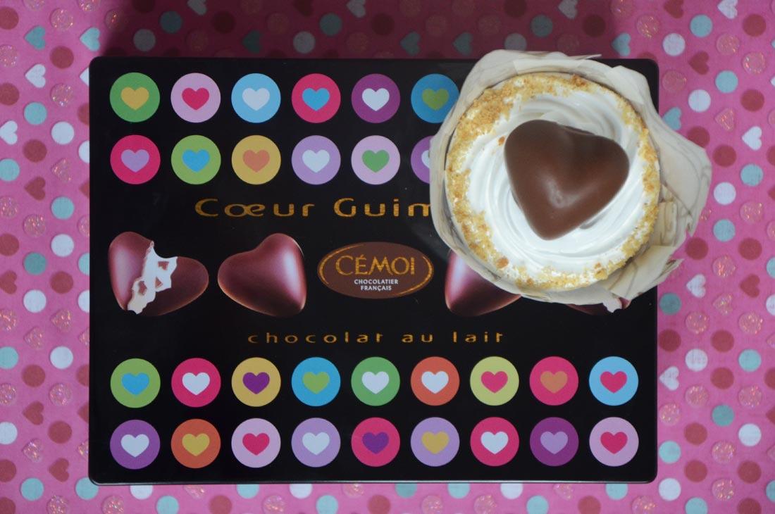 recette de cupcakes Smores chocolat guimauve pour le Téléthon 2012