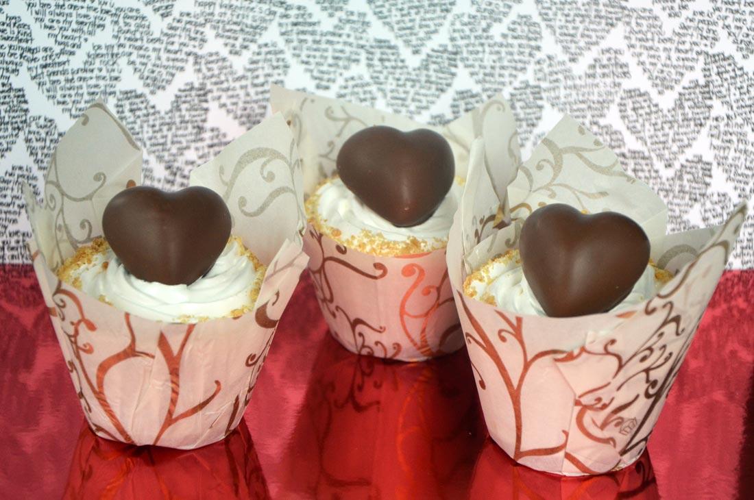 la vraie recette américaine de cupcakes Smores