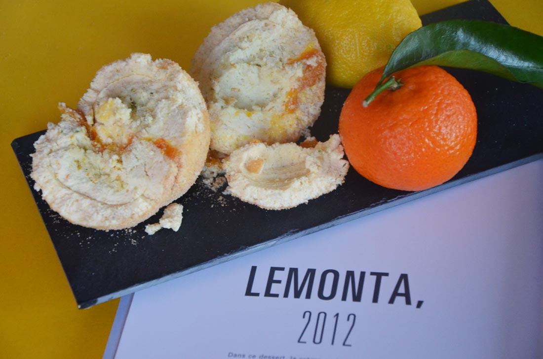 La recette du Lemonta de Philippe Conticini