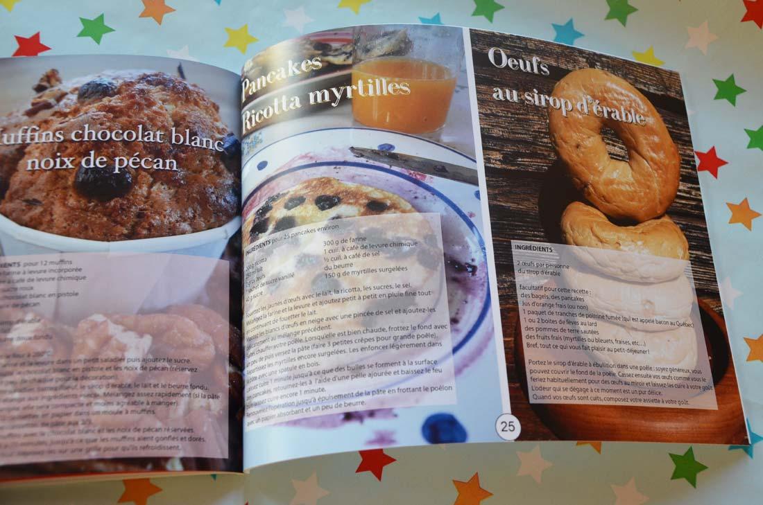 cadeau : le livre de recettes de Turbigo Gourmandises