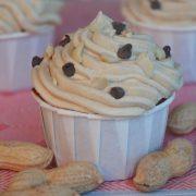 Cupcakes beurre de cacahuète