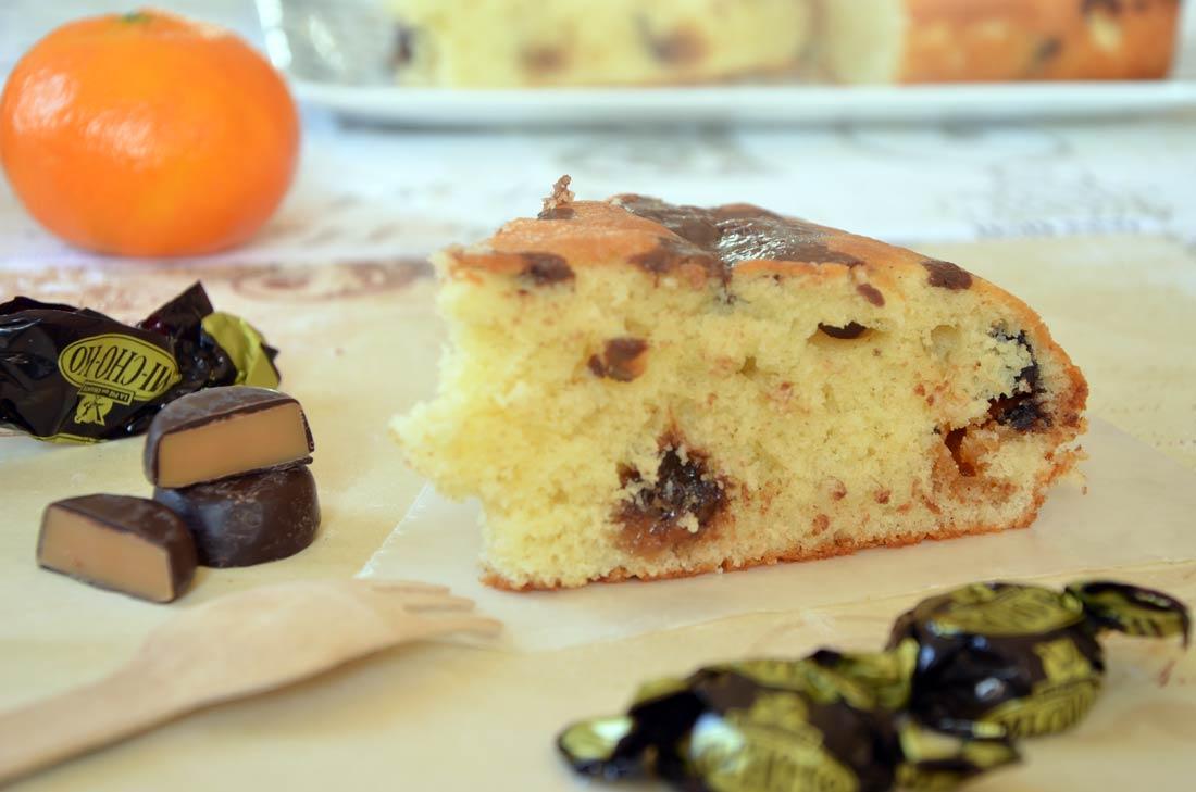 gâteau au yaourt aux Michoko