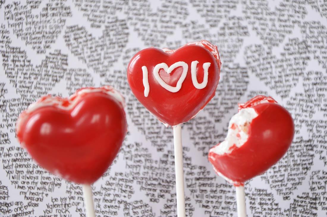 faites vous-même des cadeaux à dévorer pour la saint valentin
