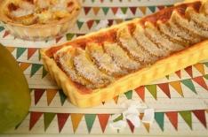 tarte mangue et mousse coco
