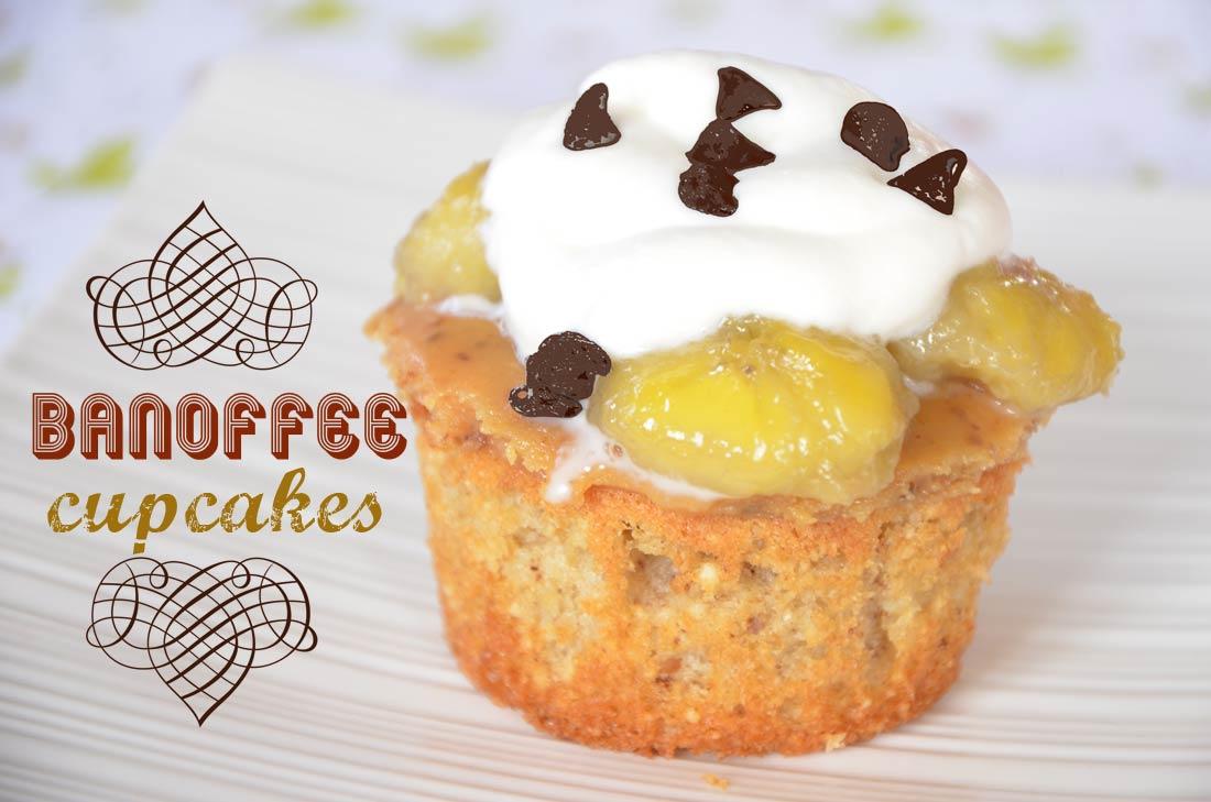 cupcakes Banoffee