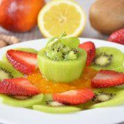 surprise vitaminée au kiwi