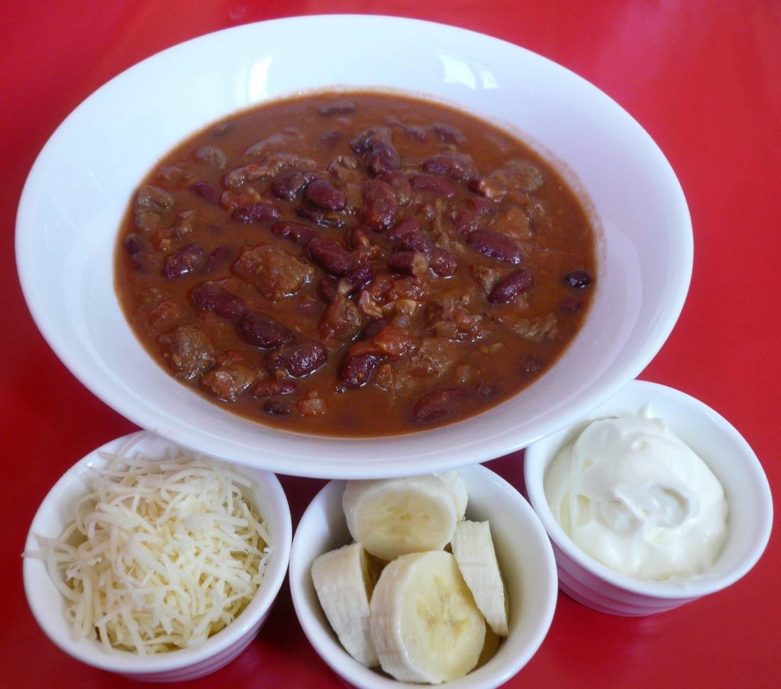 Chili con carne - Marmiton chili con carne ...