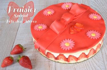 le fraisier de Christophe Felder