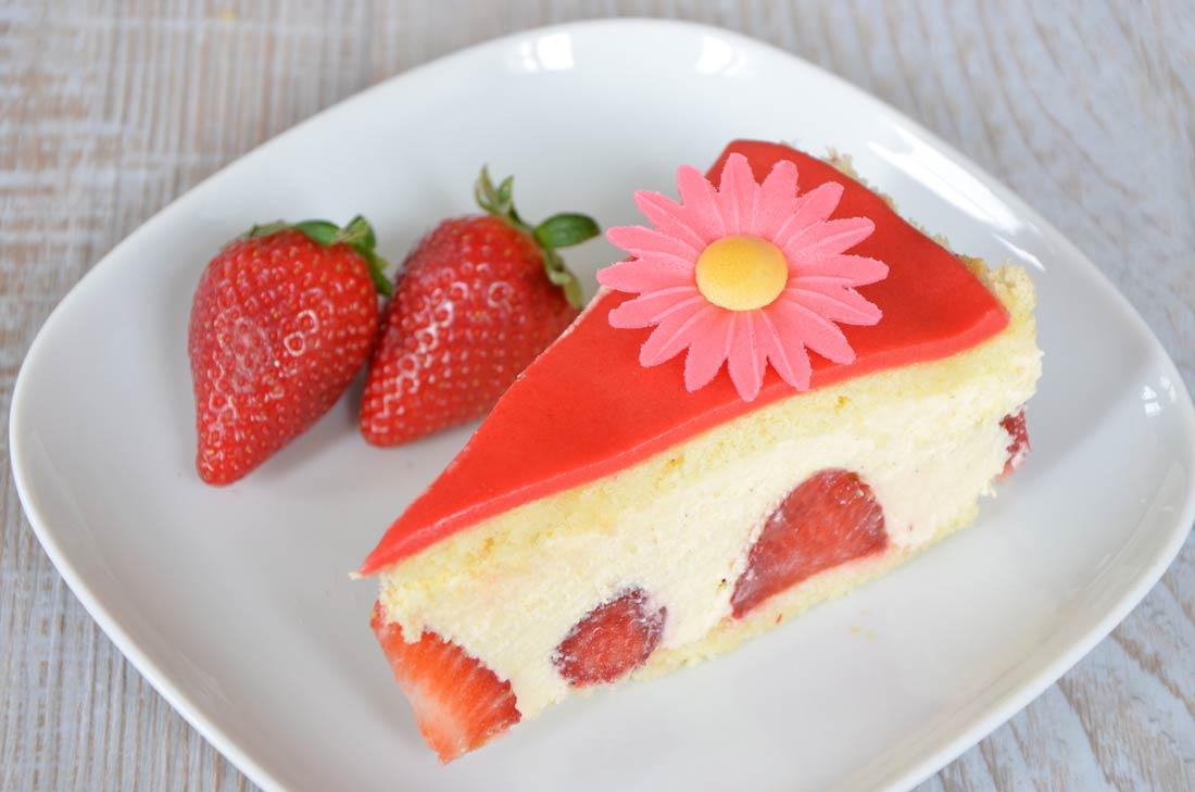 recette de fraisier de Christophe Felder
