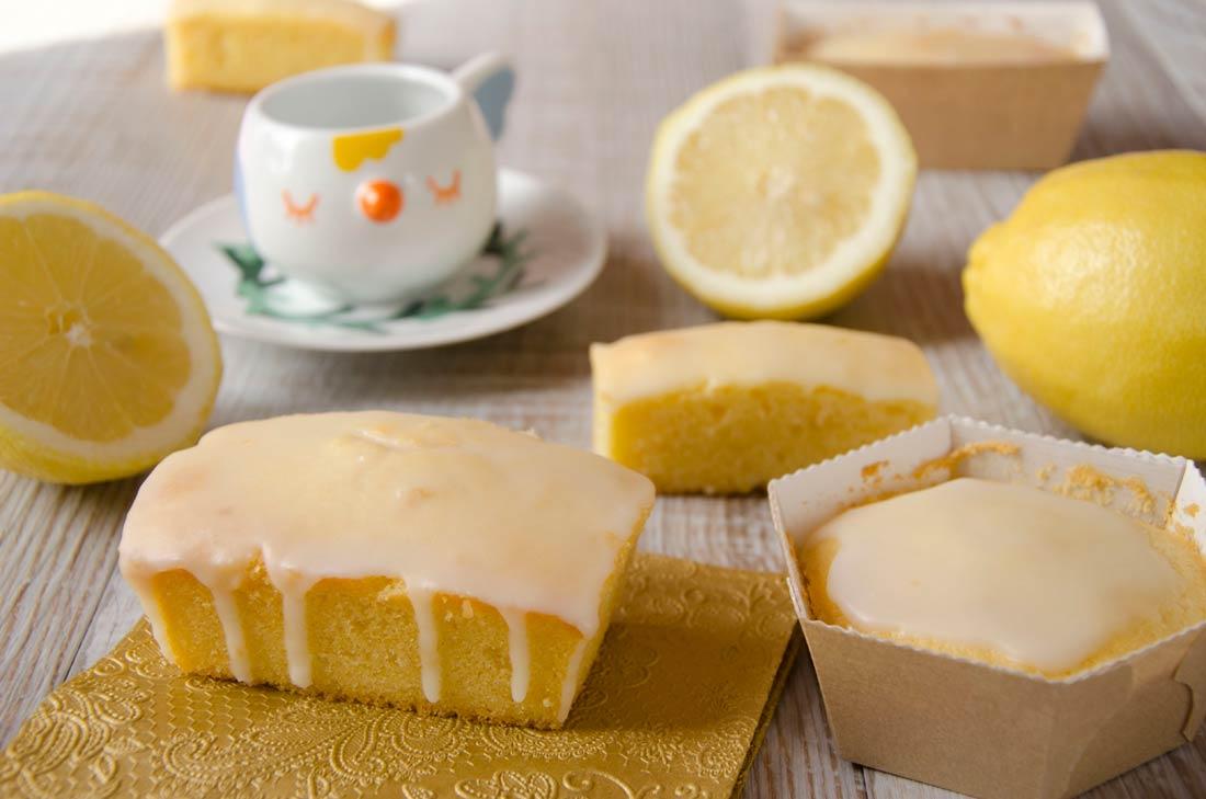 recette de mini cakes au citron