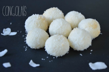 recette de congolais, un vrai délice à la noix de coco