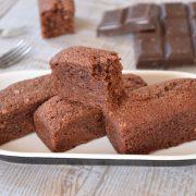 La recette de financiers au chocolat de Jacques Genin