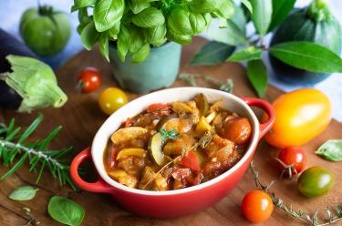 recette de Ratatouille maison