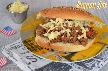 Excellente recette de sloppy joe