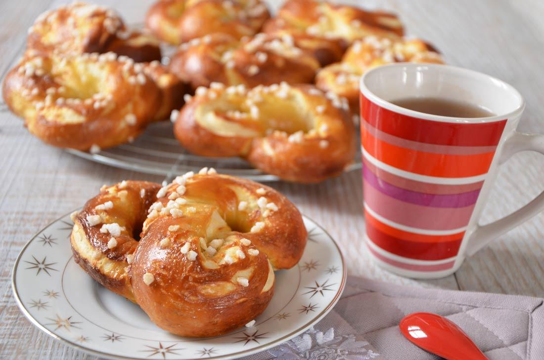 Excellente et très facile recette de pretzels