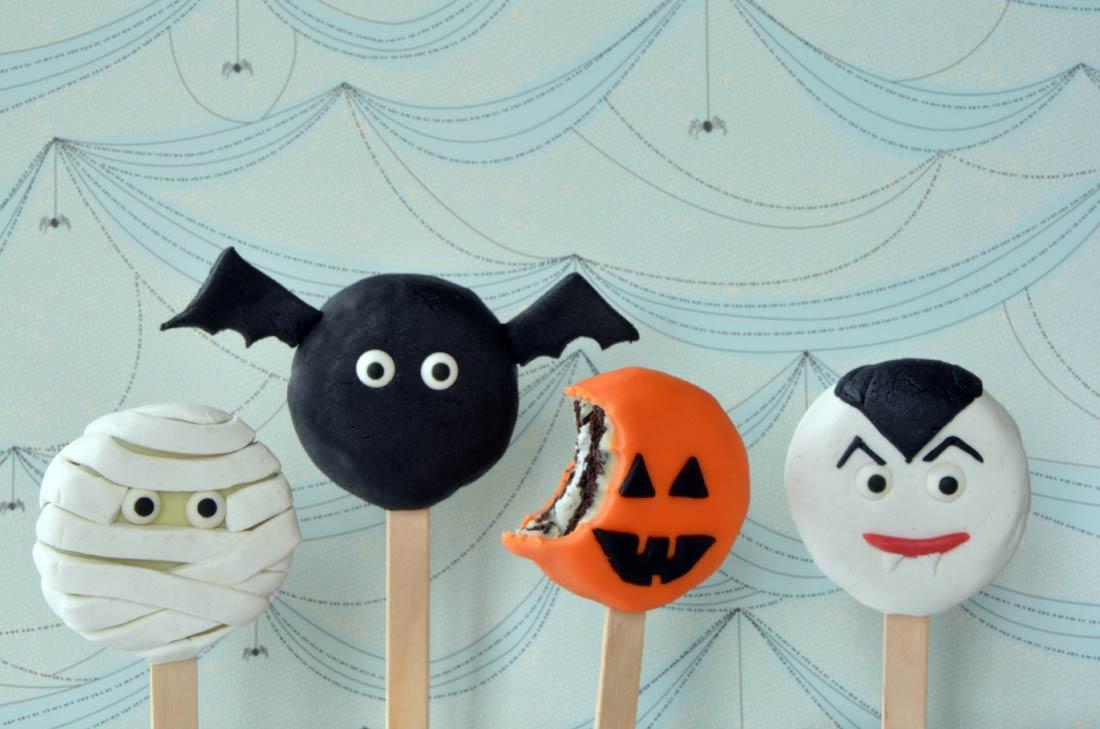 Déguisez des biscuits Oréo pour Halloween : une idée pratique et super facile !