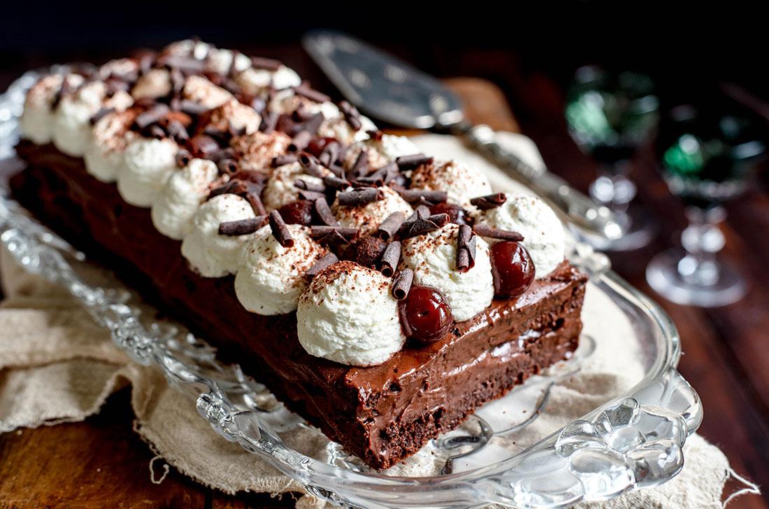 Recette de gâteau Forêt Noire