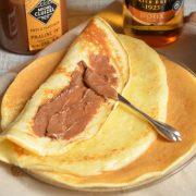 pâte à kouign bigouden, une crêpe épaisse et délicieuse