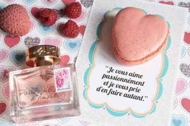 macarons Ispahan de Pierre Hermé