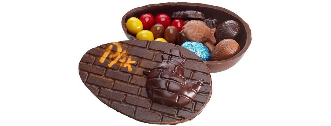 chocolats de Pak
