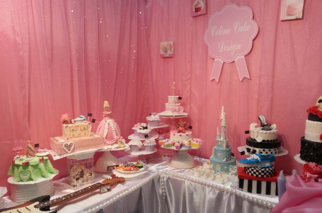 sugar paris cake design