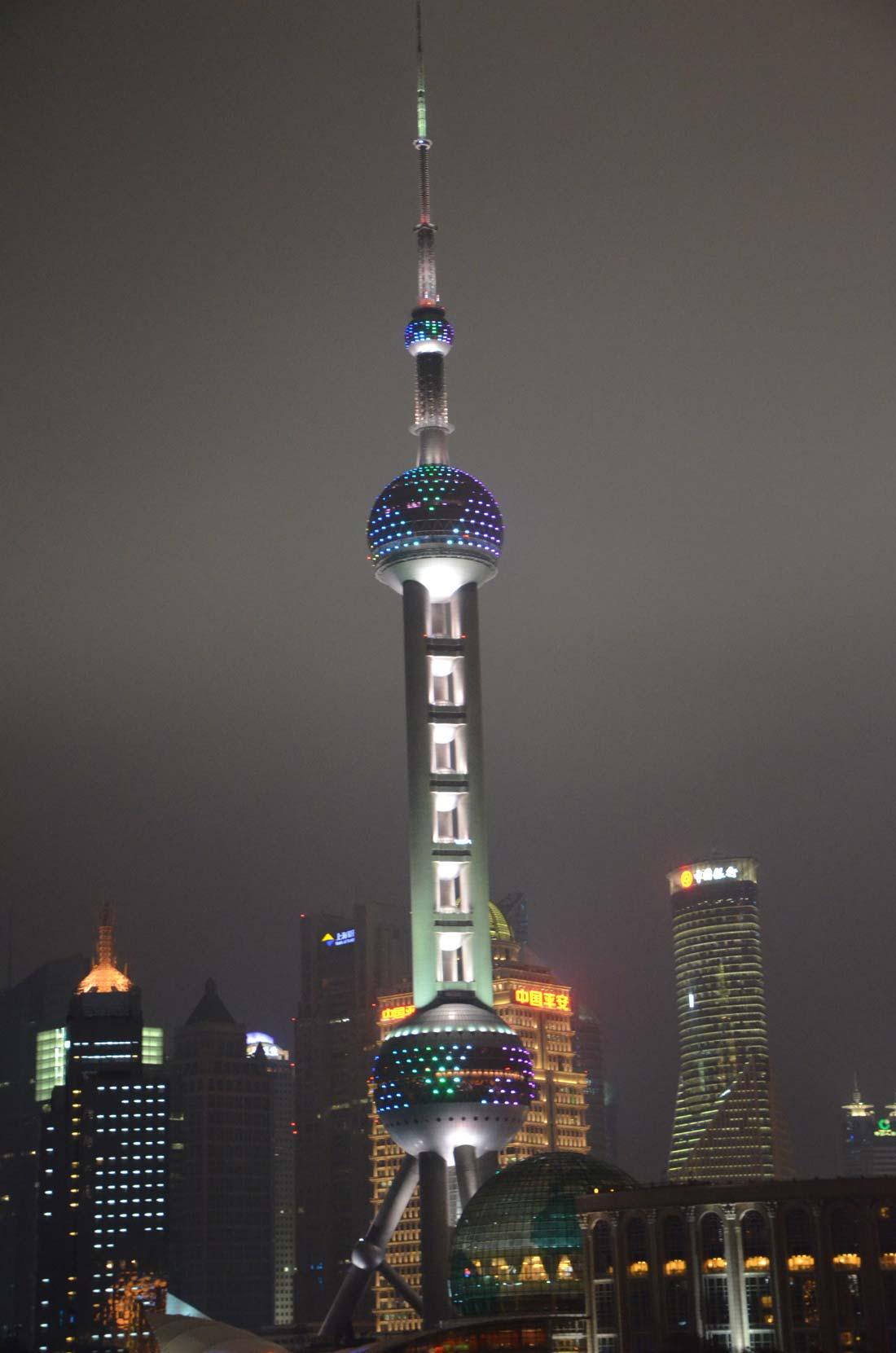 Pearl Tower à Shanghai
