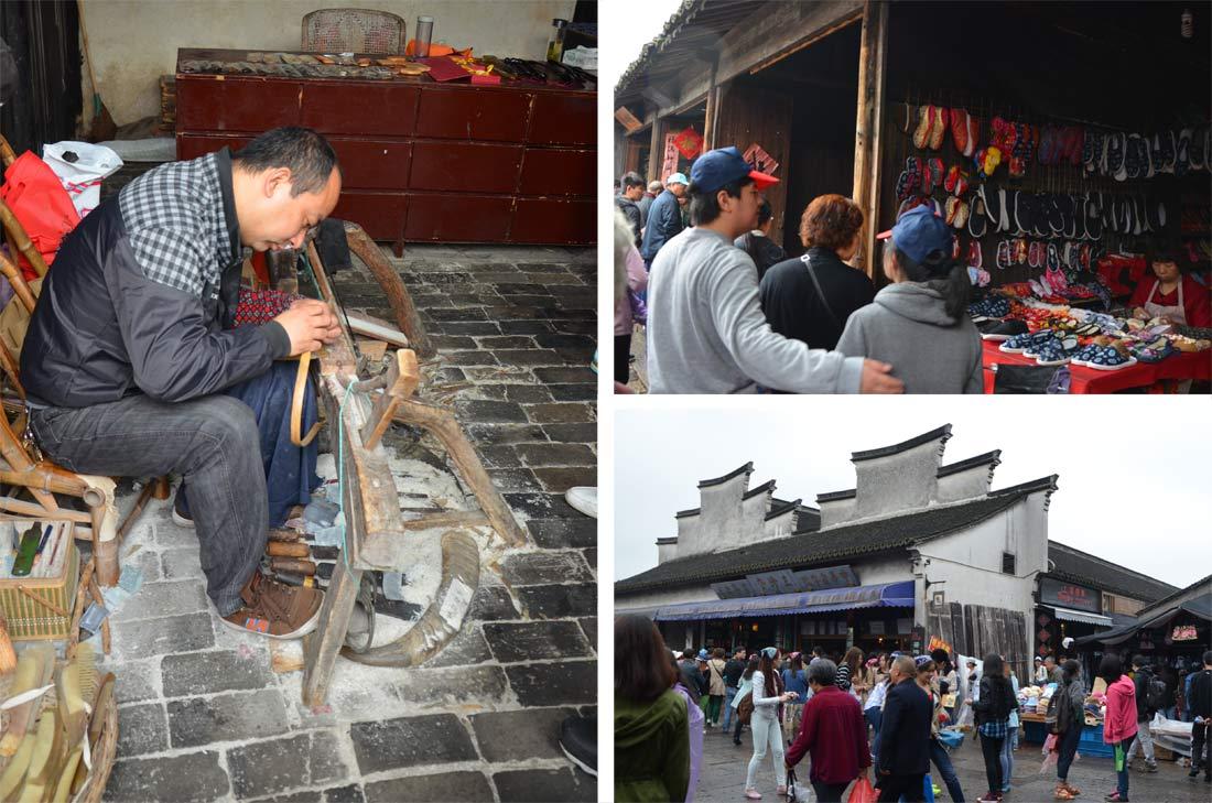 artisanat Wuzhen