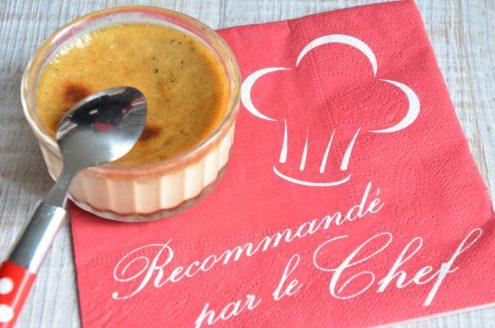 crème aux oeufs d'Éric Frechon