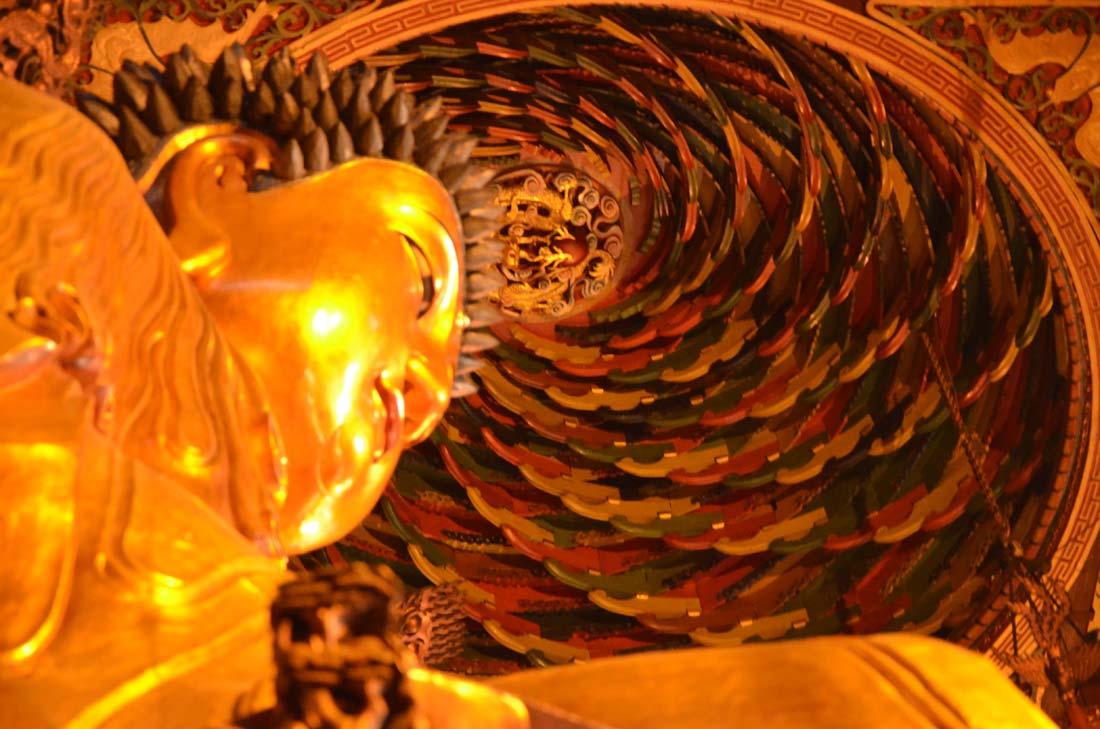 bouddha du temple de Jade
