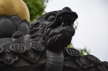 Jingan temple à Shanghai