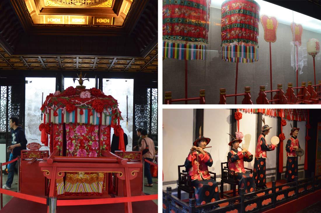 mariage à Wuzhen