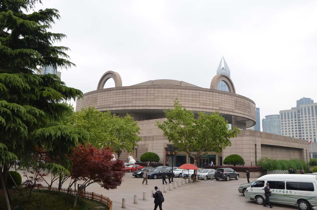 Escapade à Shanghai : musée