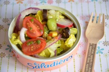 Salicornette Saupiquet par Turbigo Gourmandises