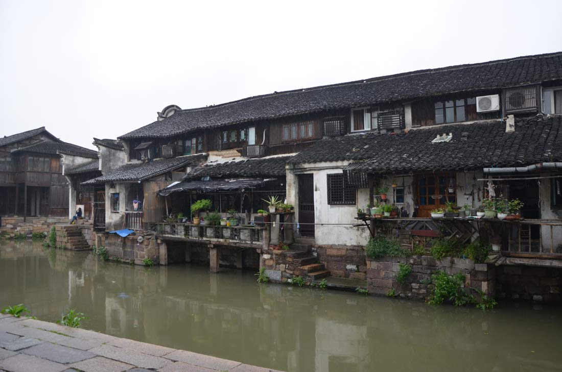 maisons dans Wuzhen Est