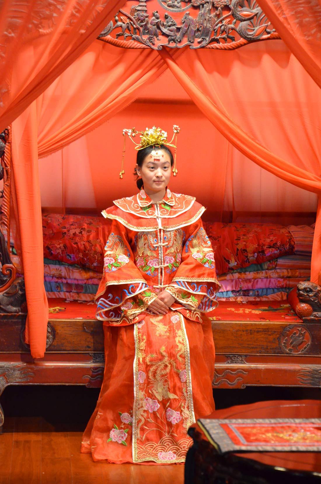 Wuzhen candidate au mariage