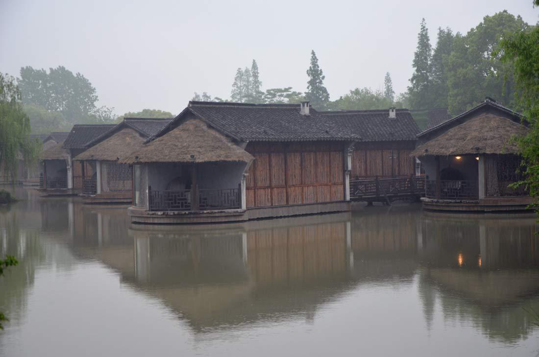 hôtels pour amoureux à Wuzhen