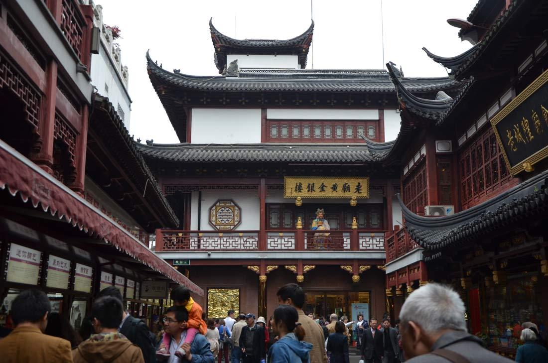 quartier du bazar yuyuan