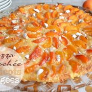 pizza briochée abricots dragées