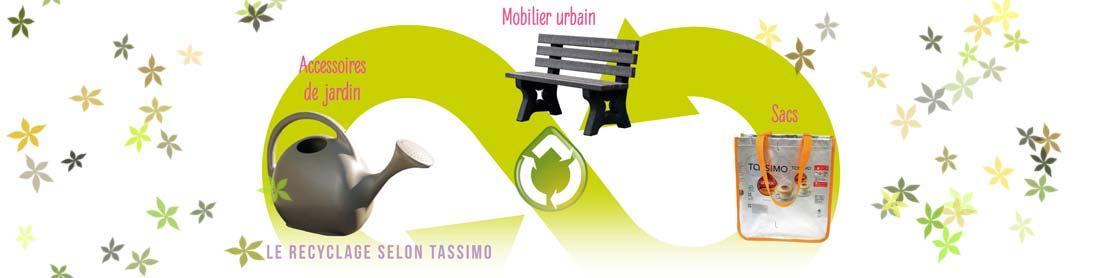 Le cycle Tassimo Terracycle