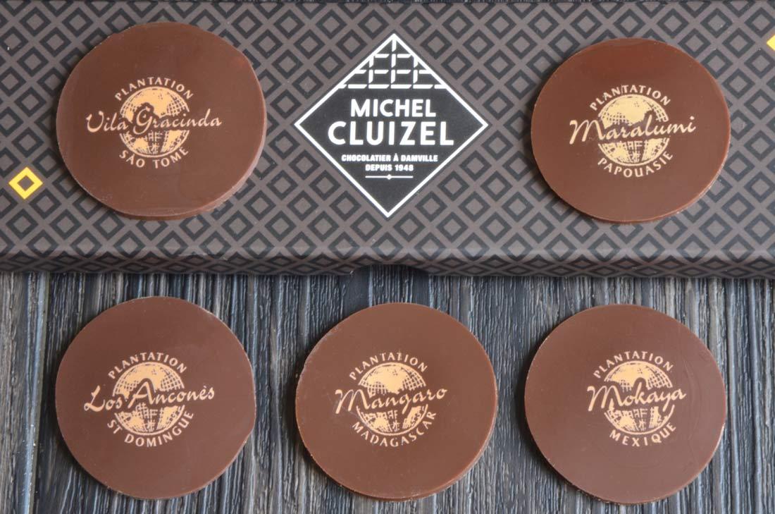 palets Michel Cluizel