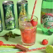 soft mojito fraise