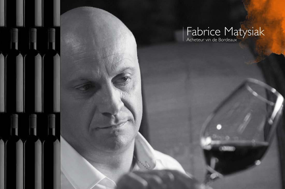 Foire aux Vins Auchan : Fabrice Matysiak, acheteur vins de Bordeaux