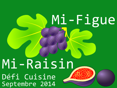 défi mi-figue mi-raisin