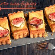 tarte aux figues maison