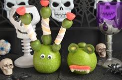 Monstres d'Halloween en Baby Nergi