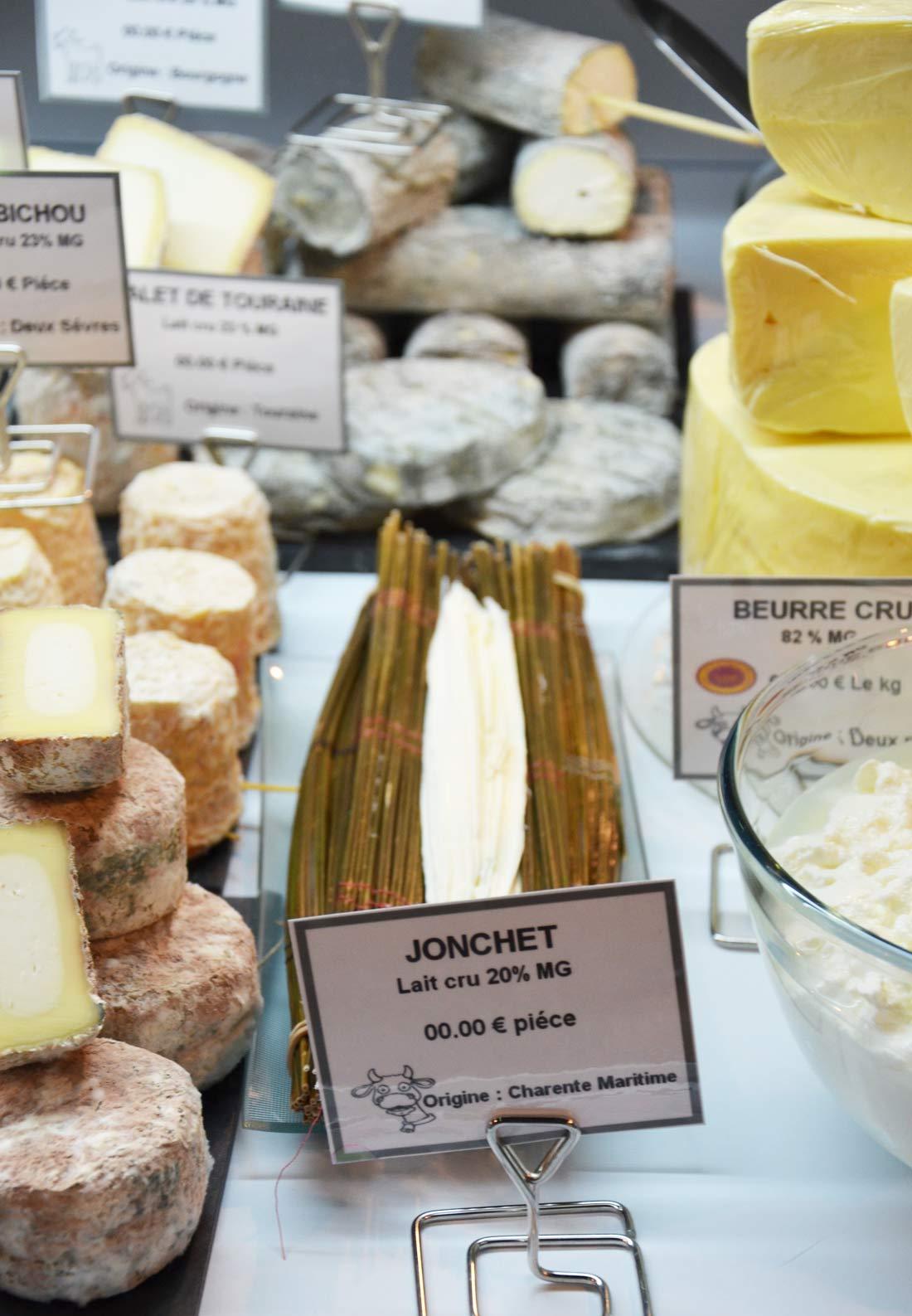 Fromage Jonchet