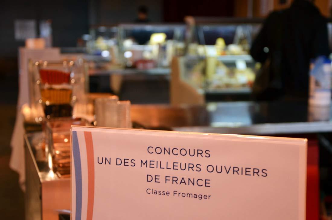Concours Meilleur Ouvrier de France