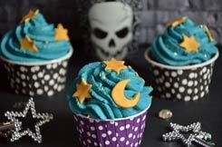 Les cupcakes magiques d'Halloween