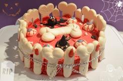 Recettes Halloween : gâteau HallOSween